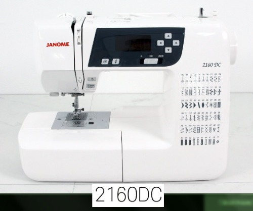 janome 2160dc